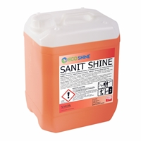 SANIT SHINE PREPARAT DO ŁAZIENEK SANITARIATÓW 5L