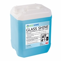 GLASS SHINE 5L-płyn z alkoholem do mycia szyb